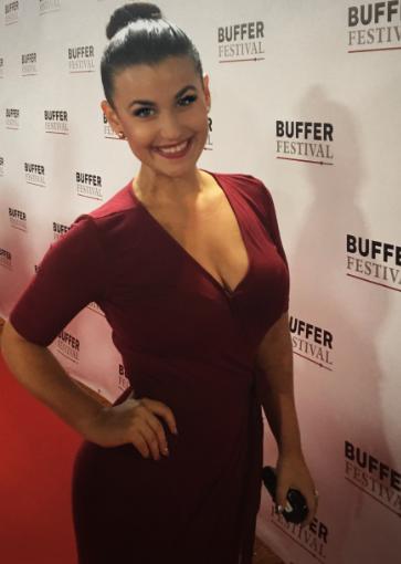 Buffer fest red carpet